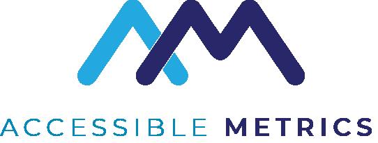 Accessible Metrics