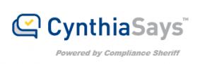 Cynthia says free accessibility testing tool logo